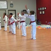 Photo taken at Nunan's Martial Arts by Jon C. on 7/21/2015