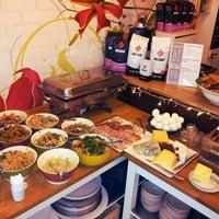 2/1/2014にStefano P.がDeli Café Mayaで撮った写真