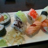 Photo taken at Sushi Bar Rice Garden by Stefano P. on 6/8/2016