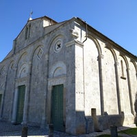 Photo taken at Pieve di San Casciano by Stefano P. on 9/20/2017
