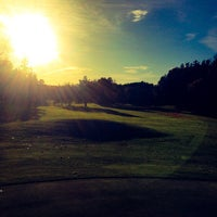 Photo taken at Cedar Knob Golf Course by Phil W. on 11/2/2014