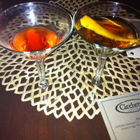 Photo taken at Cicchetti by Kathryn T. on 1/1/2013