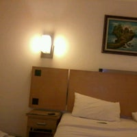 Photo taken at Hotel Kaisar by Gugah N. on 10/3/2012