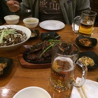 Photo taken at Sura Korean Restaurant by Bere G. on 11/29/2015