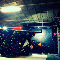 Photo taken at Climb Fit by Asumi K. on 12/30/2014