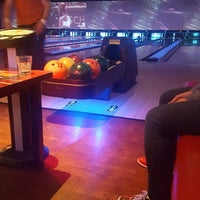 Photo taken at AMF Tempe Village Lanes by Stephanie P. on 5/18/2017