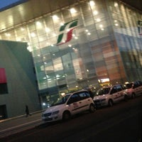 Photo taken at Roma Tiburtina Railway Station (IRT) by Paolo Z. on 12/18/2012