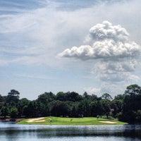 Photo taken at Raven Golf Club by Alex C. on 7/26/2013