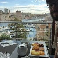 Photo taken at Novotel Marseille Vieux Port by Bertrand L. on 5/4/2017