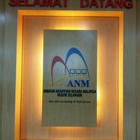 Photo taken at Jabatan Akauntan Negara Malaysia, Negeri Selangor by Afiq . on 12/14/2016