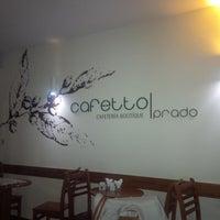 Foto tomada en Cafetto Prado - cafetería boutique por Silvia E. el 4/6/2016