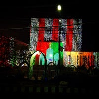 Photo taken at Baitul Mukarram by Hassan Z. on 1/1/2015