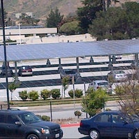 Photo taken at South San Francisco BART Parking by Mario F. on 5/29/2014