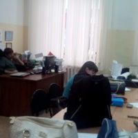 Photo taken at Волонтерский центр КГПУ им. В.П. Астафьева by Александр Н. on 3/4/2014