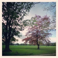 Photo taken at North Hagley Park by Abdullah Y. on 10/18/2013
