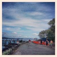Photo taken at Rangitoto Island by Abdullah Y. on 10/6/2013