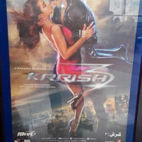 Photo taken at Satyam Cineplex by Abhishesh P. on 11/10/2013