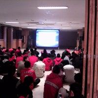 Photo taken at Hotel Bumi Asih Jaya Bandung by Denys S. on 3/1/2014