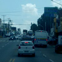 Photo taken at Avenida Coronel Estevam by Tony S. on 8/26/2016
