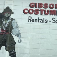 Photo taken at Gibson Costume by TJ M. on 12/16/2015