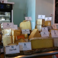 Photo taken at St. James Cheese Company by Ryan G. on 1/22/2013