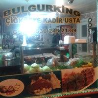 Photo taken at Bulgur king by Musa Y. on 3/12/2014