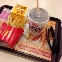 Photo taken at McDonald's by stellatoh_ on 10/8/2014