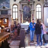 Photo taken at Chiesa di Santa Maria Formosa by Бавильский Д. on 9/1/2015