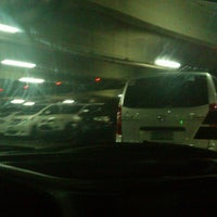 Photo taken at SM City Baguio Parking Lot by Wii P. on 11/10/2013