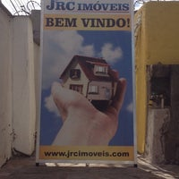 Photo taken at jrcimoveis by Humberto M. on 7/15/2014