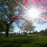 Photo taken at Edgewater Park by Ann B. on 5/16/2013