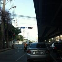 Photo taken at บางจาก แยกผังเมือง by Wirat P. on 11/1/2012