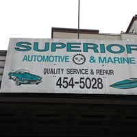 Photo taken at Superior Automotive by Bryan B. on 5/8/2014