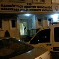 Photo taken at Hasanpaşa Polis Karakolu by Ramazan Ü. on 5/7/2014