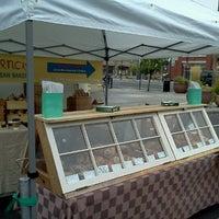 Photo taken at Farmers Market by Yvette L. on 9/23/2012
