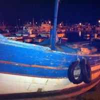 Photo taken at Porto di Porticello by Lorenzo on 8/3/2014