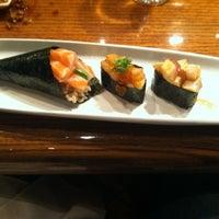 Photo taken at Mizu Japanese & Thai Cuisine by Evan K. on 12/9/2012