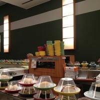 Photo taken at Sushi Circle by Rana K. on 1/25/2014