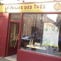 Photo taken at Le Palais des Thés by Sebastien K. on 7/20/2013