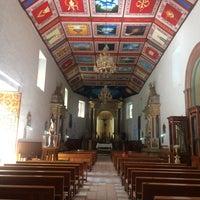 Photo taken at Templo de San Diego de Alcalá by Irving S. on 6/10/2017