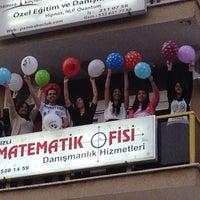 Photo taken at Matematik Ofisi by Yılmaz-Gamze D. on 4/4/2014