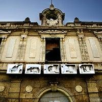 Photo taken at Extinta Estacion de Murcia by Hermano P. on 2/8/2014