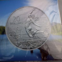 Photo taken at Royal Canadian Mint by Shah M. on 5/28/2014
