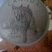 Photo taken at Royal Canadian Mint by Shah M. on 3/4/2014