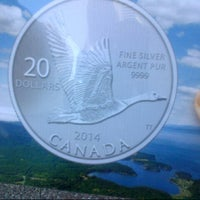 Photo taken at Royal Canadian Mint by Shah M. on 1/5/2014