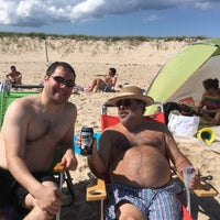 Photo taken at Indian Wells Beach by Daniel F. on 8/19/2017