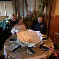 Photo taken at Lakeside Inn by Erica C. on 10/13/2013