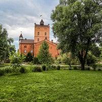 Photo taken at Замок Радомиcль / Radomysl Castle by Замок Радомиcль / Radomysl Castle on 11/1/2013