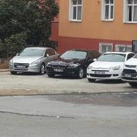 Photo taken at Karadeniz Otoyıkama by Yusuf B. on 10/28/2014