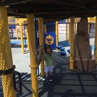Photo taken at Zachary's Playground - Hawk Ridge Park by Dan B. on 6/10/2016